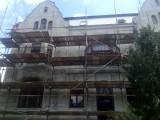 Renovace oken – po břebroušení, zatmelení a po nátěru eternal mat akrylátový